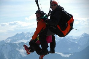 parapente air leman